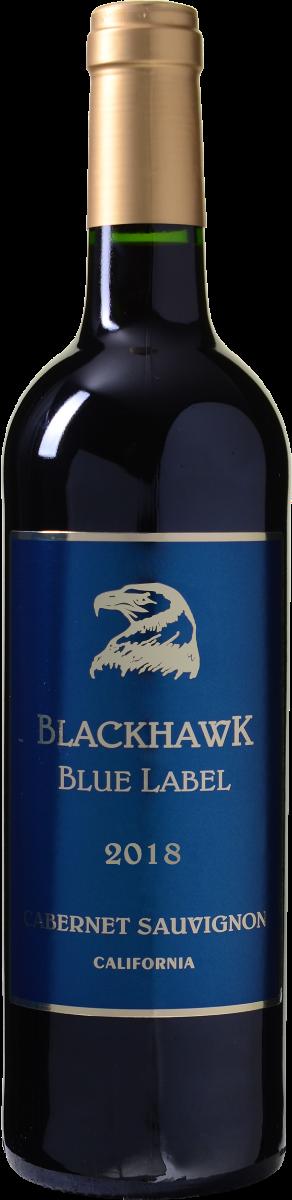 Blackhawk 'Blue Label' Cabernet Sauvignon <br/>EUR 9.99 <br/> <a href='https://tc.tradetracker.net/?c=14877&m=561798&a=292524&r=zinf&u=https%3A%2F%2Fwww.wijnbeurs.nl%2Fblackhawk-blue-label-cabernet-sauvignon' target='_blank'>Bestel</a>