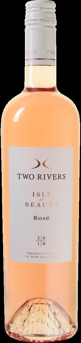 Two Rivers 'Isle of Beauty' Rosé wijnbeurs.nl