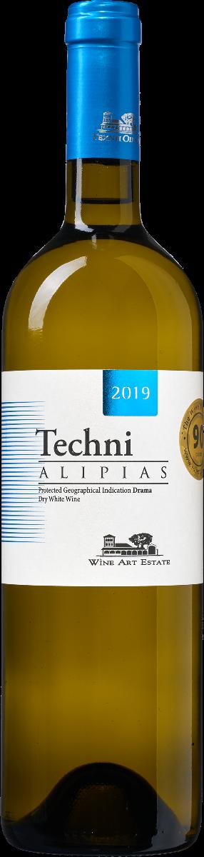 Techni Alipias Sauvignon Blanc-Assyrtiko