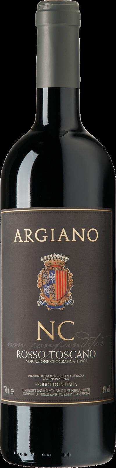 Argiano 'Non Confunditur' Rosso Toscana wijnbeurs.nl