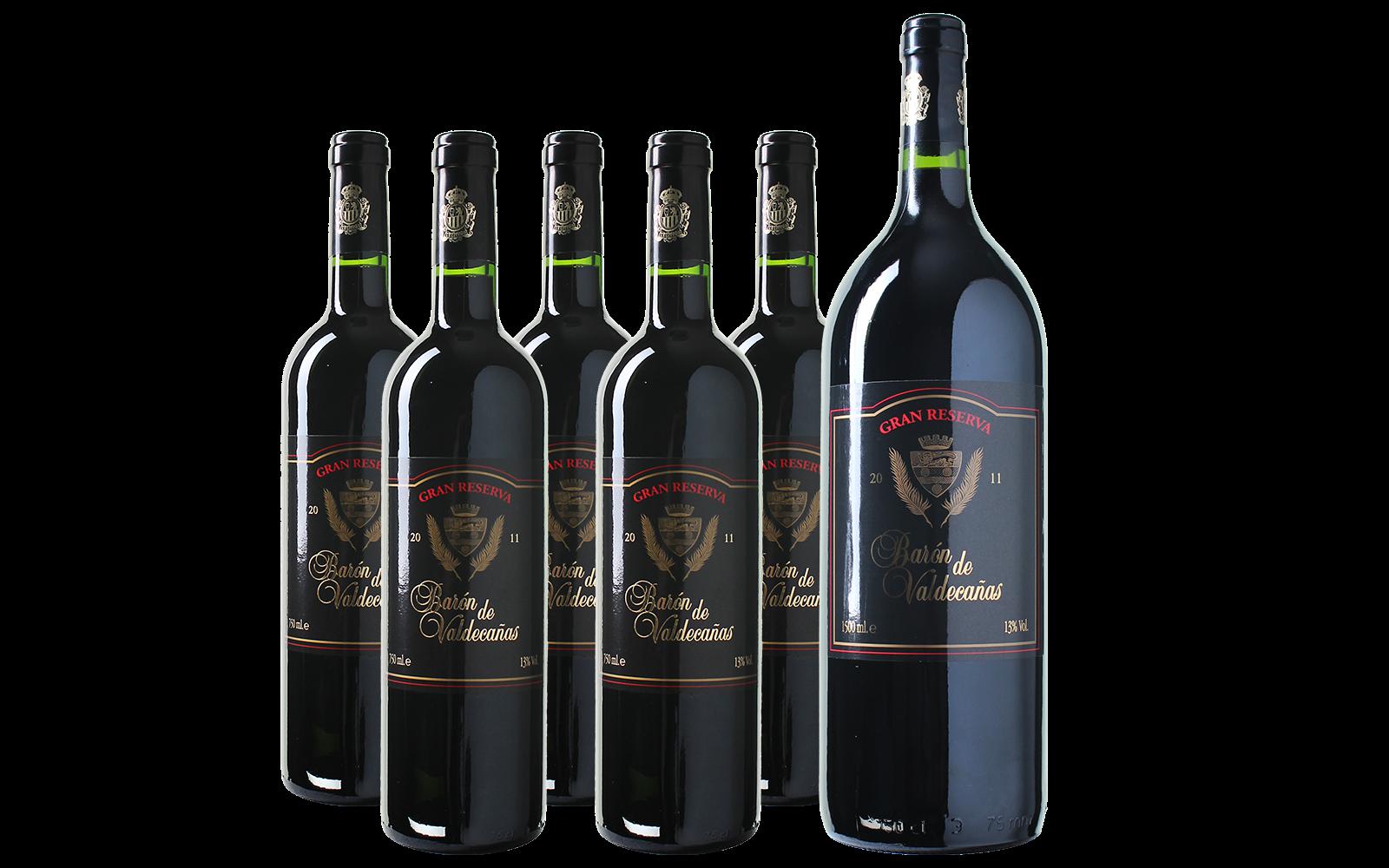 Baron de Valdecanas Wijnpakket