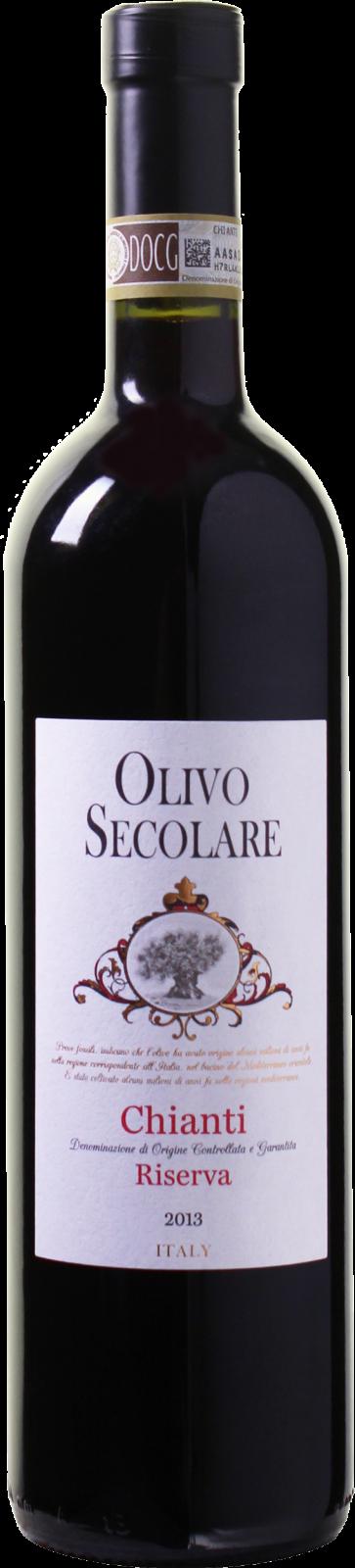 Bonacchi 'Olivo Secolare' Chianti Riserva wijnbeurs.nl
