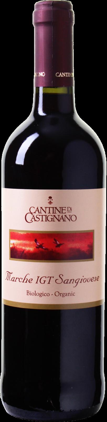 Cantine Castignano Sangiovese (Organic) wijnbeurs.nl