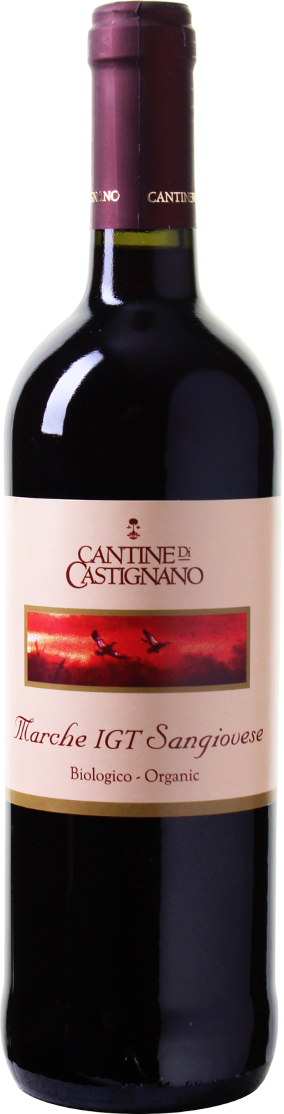 Cantine Castignano Sangiovese (Organic)