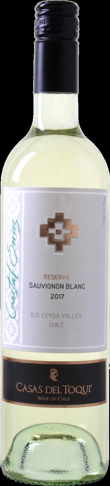 Casas del Toqui Sauvignon Blanc Reserva wijnbeurs.nl