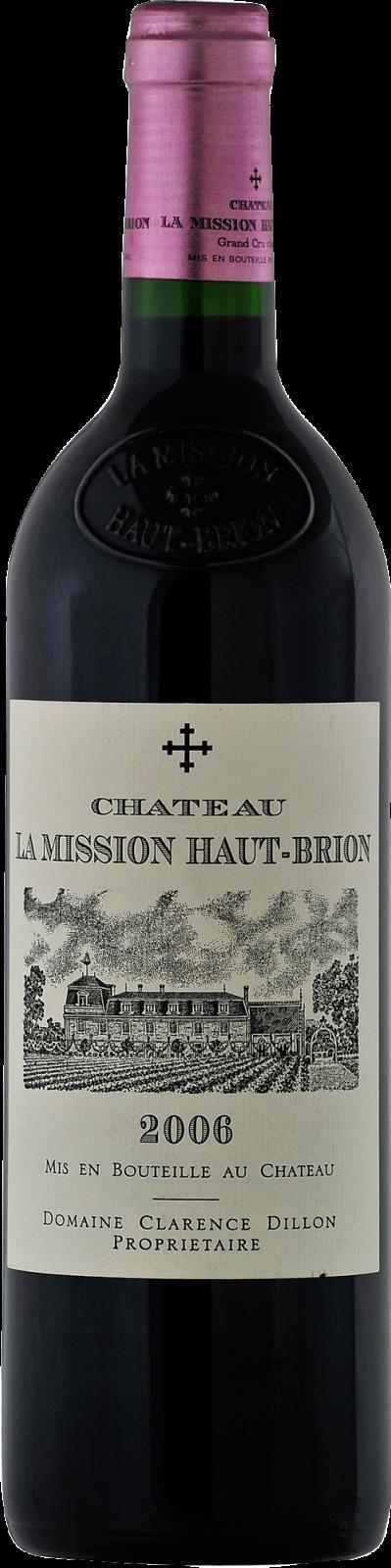 Ch�teau La Mission-Haut Brion Pessac-Leognan Grand Cru Class� de Graves