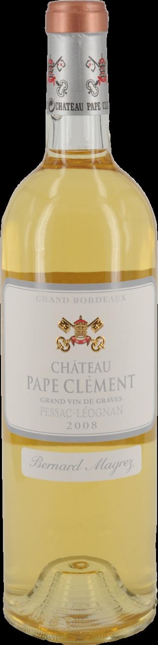 Château Pape Clément Blanc Pessac-Léognan Grand Cru Classé de Graves