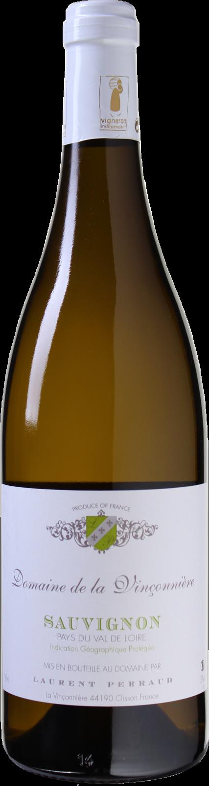 Domaine de La Vinçonnière Val de Loire wijnbeurs.nl