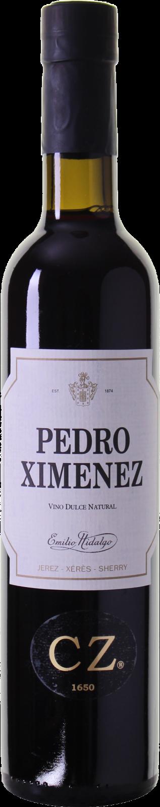 Emilio Hidalgo PX Sherry