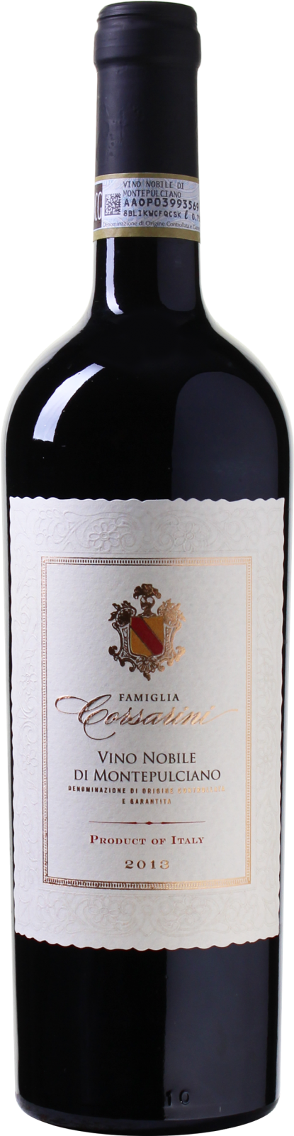 Famiglia Corsarini Vino Nobile di Montepulciano