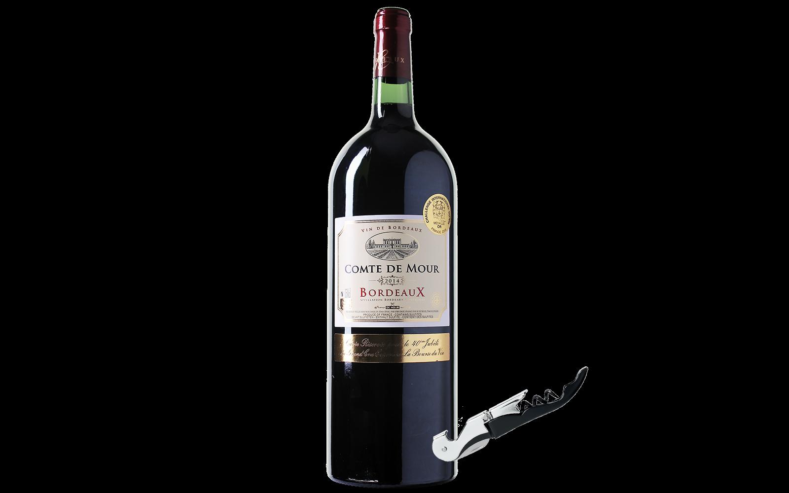 Kelnersmes + Bordeaux Magnum