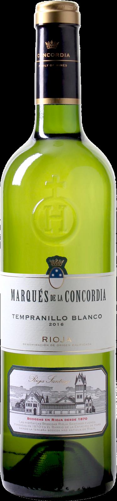 Marqués de la Concordia Rioja Blanco