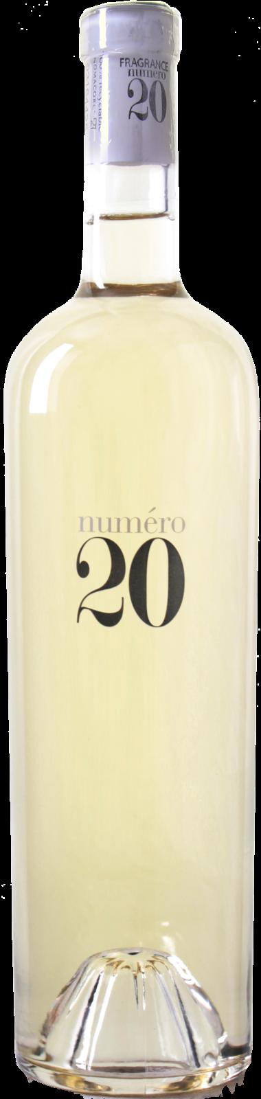 Num�ro 20 Blanc Aix en Provence
