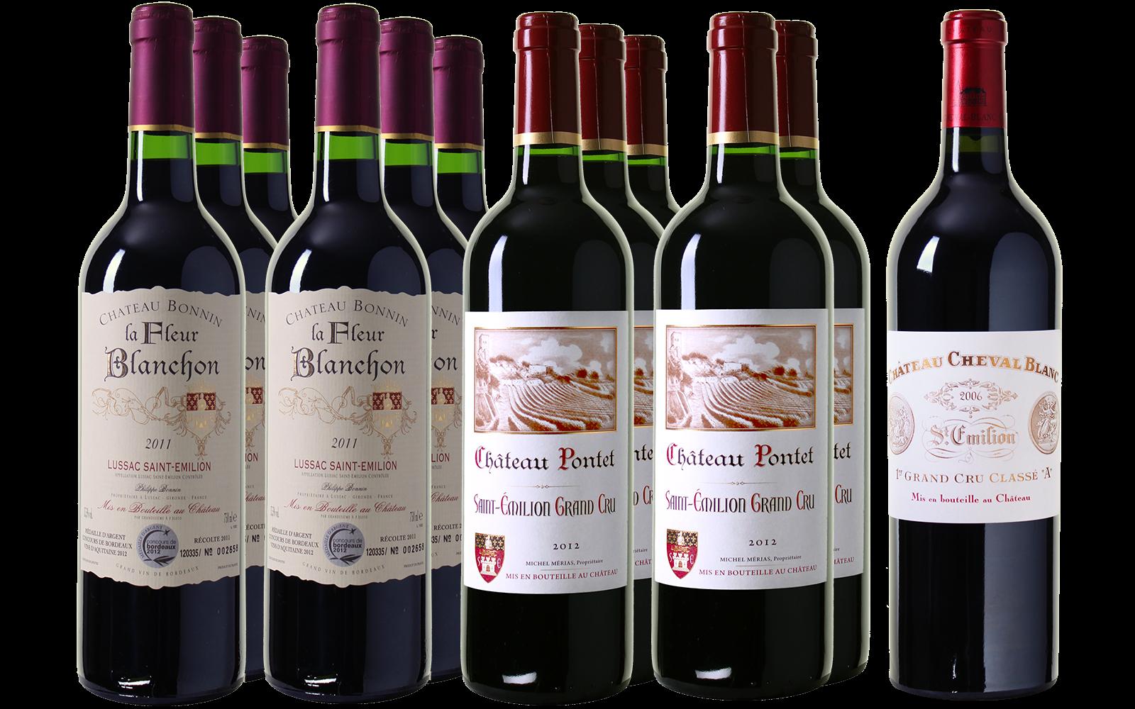 Sublieme Saint-Émilion Kist wijnbeurs.nl