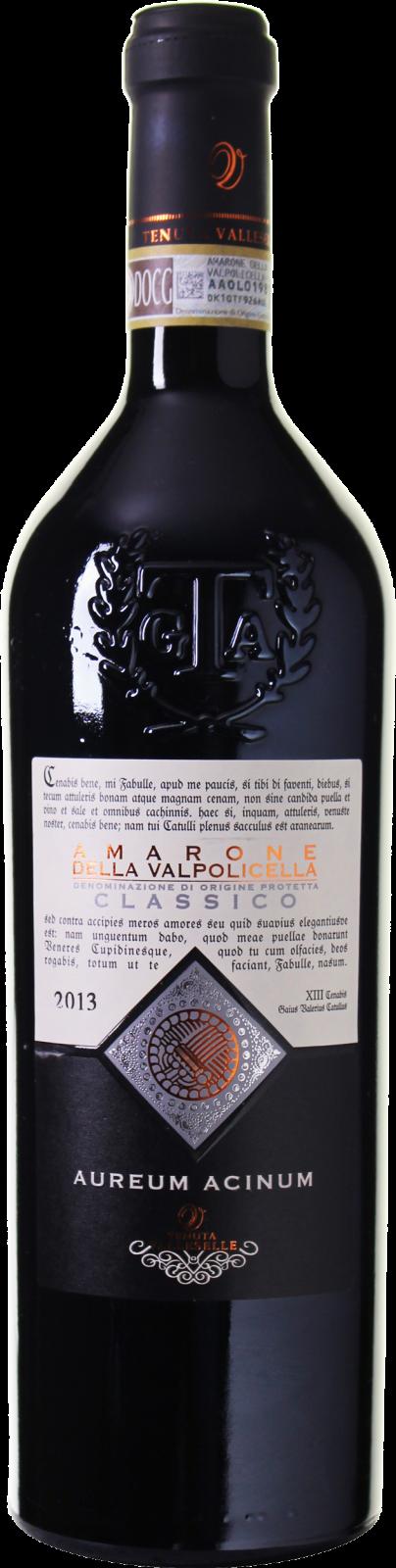 Tenuta Valleselle 'Aureum Acinum' Amarone della Valpolicella