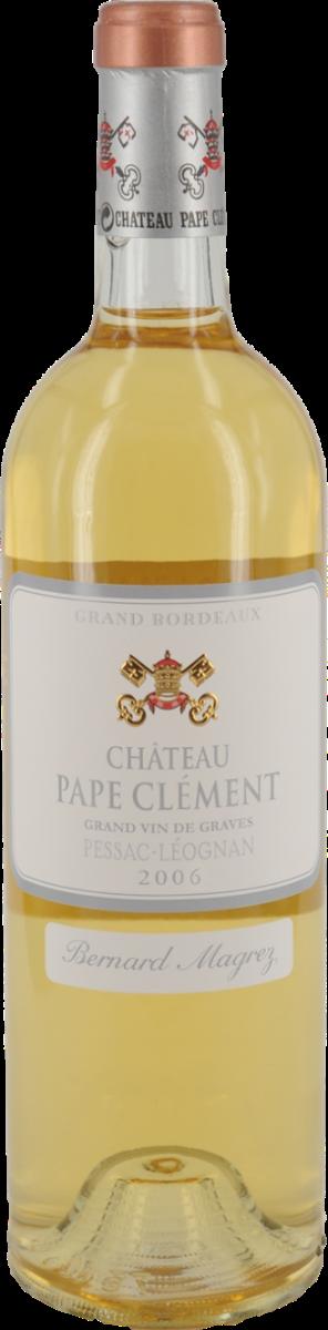 Ch�teau Pape Cl�ment Blanc Pessac-L�ognan Grand Cru Class� de Graves