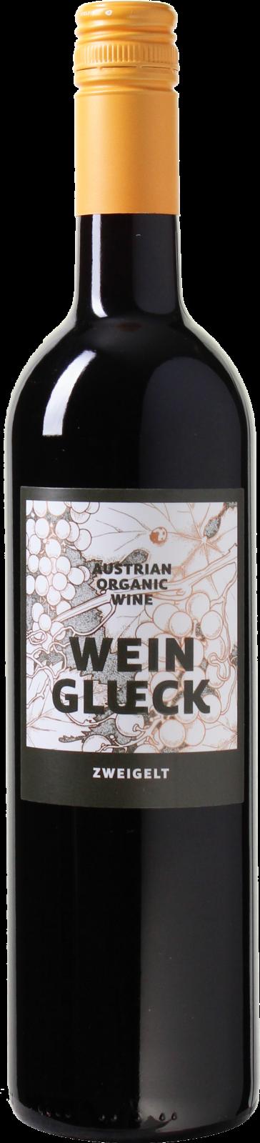 Weinglueck Zweigelt (Organic)