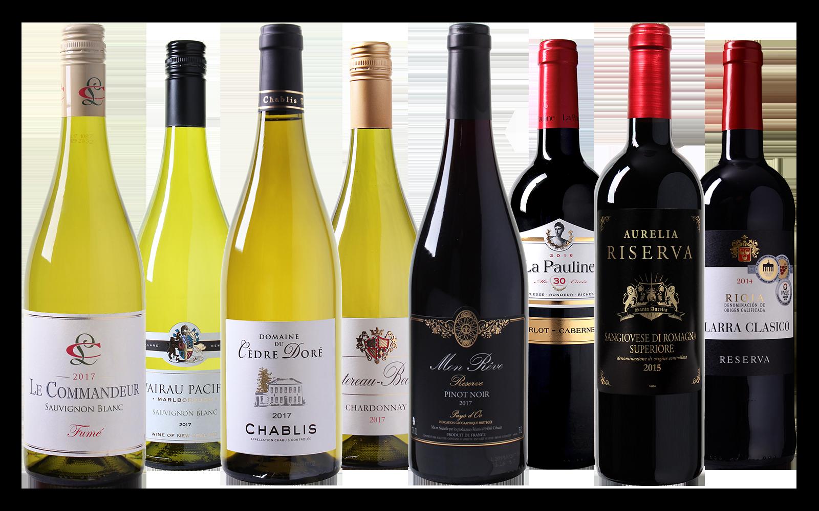 Thuisproeverij Wijnpakket wijnbeurs.nl