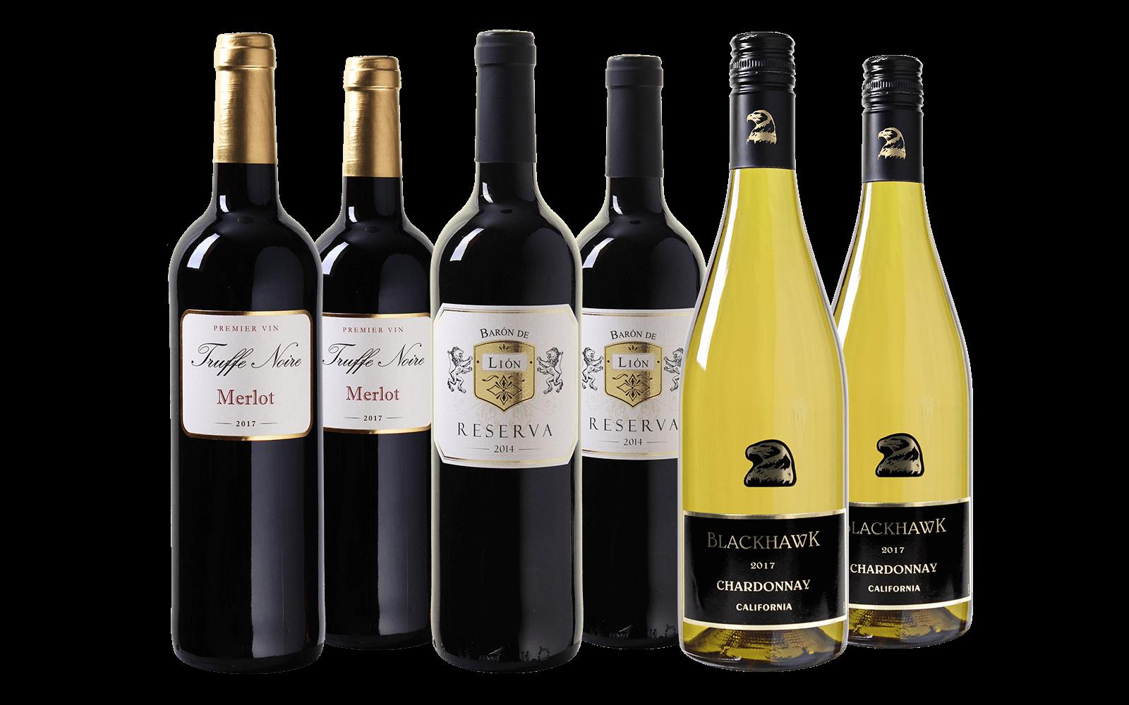 Bourgondisch Wijnpakket
