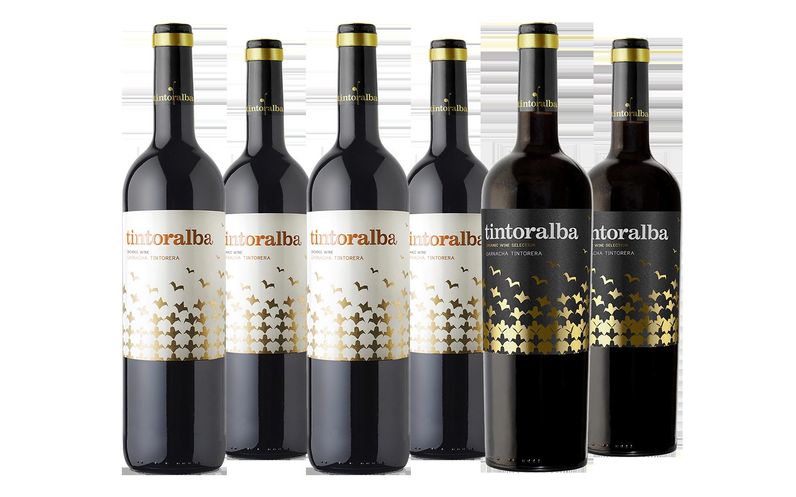 Tintoralba Wijnpakket (Organic)