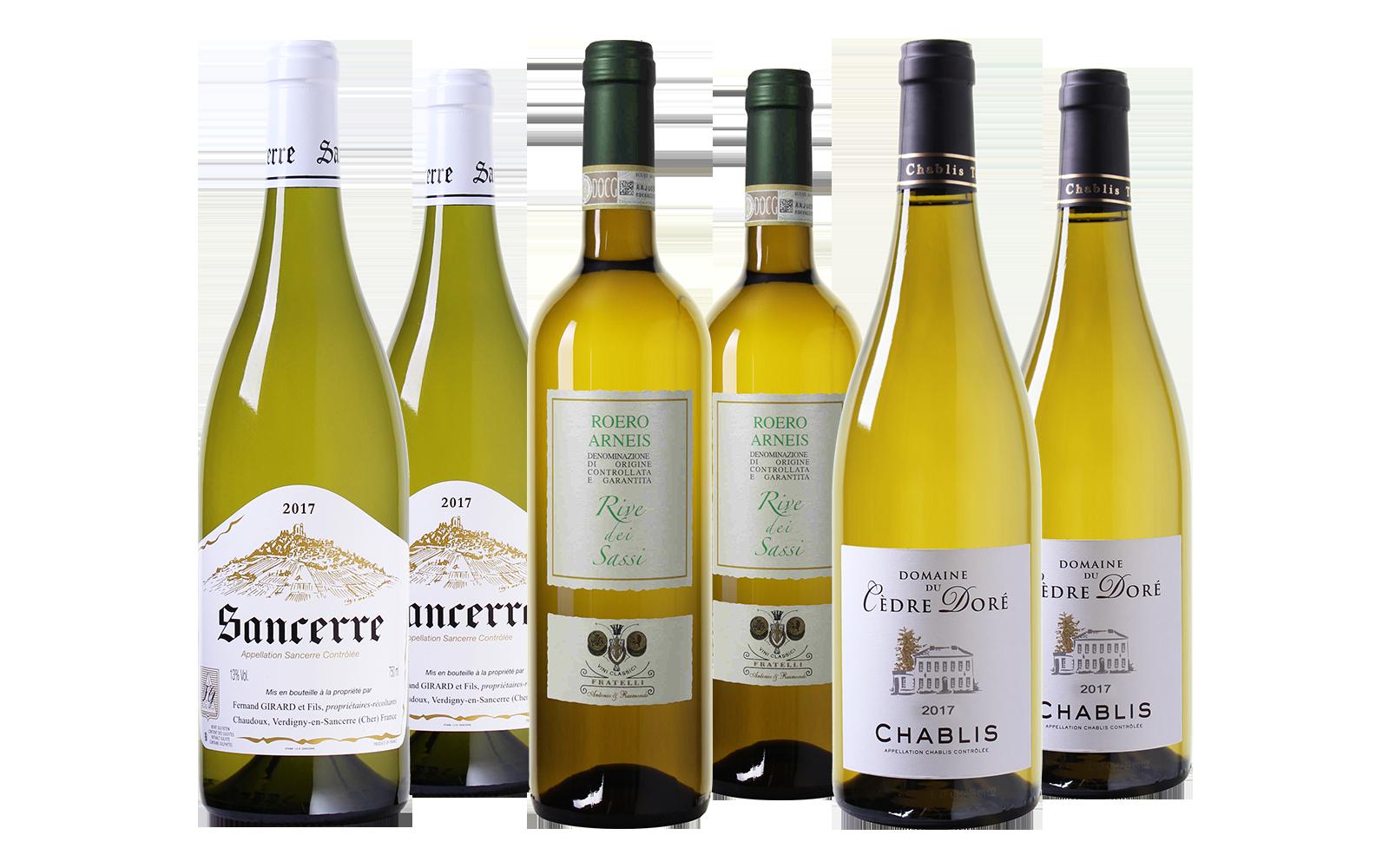 Witte Koningen Wijnpakket wijnbeurs.nl
