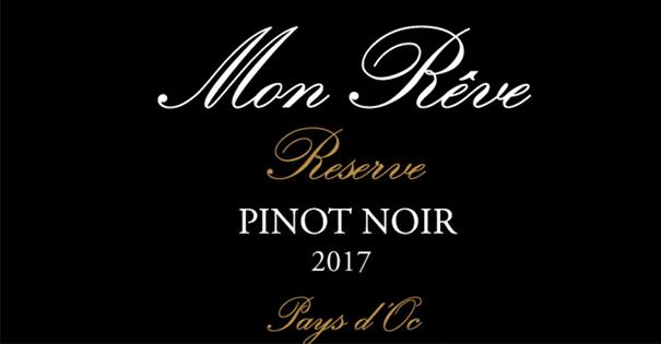 Wijnverhaal Mon Reve Pinot Noir 2