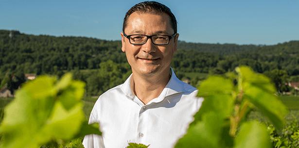 Wijnverhaal  Doudet Naudin Vin de france 1