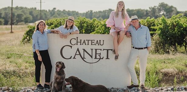 Wijnverhaal Château Canet Minervois 1