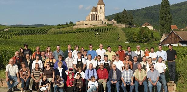 Wijnverhaal Schoenenbourg Elzas - 1