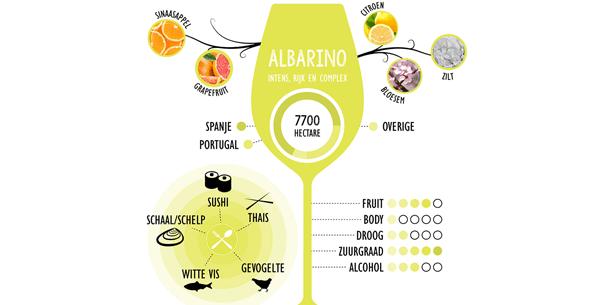 Wijnverhaal Torre de Ermelo albarino 1