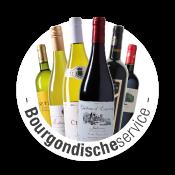 Bourgondische Service de Wijnbeurs