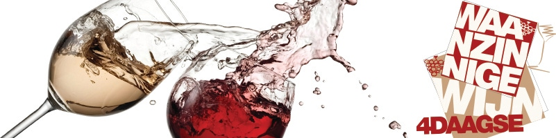 Waanzinnige Wijn 4-Daagse header