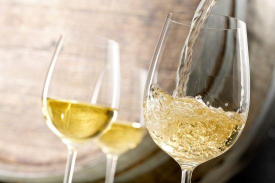 Witte wijn bestellen
