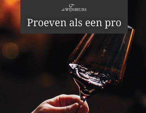 Hoe moet je wijn proeven