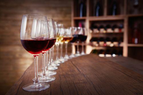 Wijn aanbiedingen