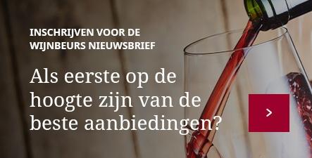 Wijnbeurs nieuwsbrief