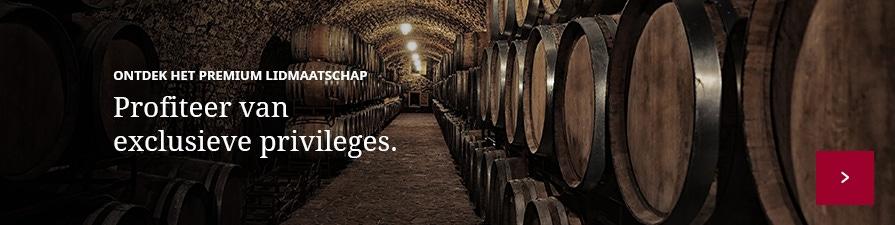 Premium lidmaatschap de Wijnbeurs