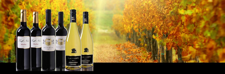 Romig Herfst wijnpakket