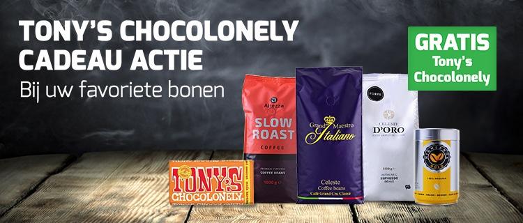 Fairtrade week 2018 - Tony Chocolonely