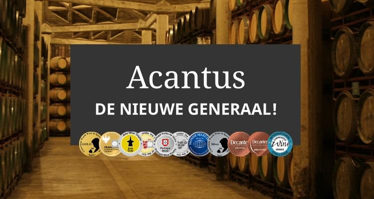 Acantus de nieuwe generaal