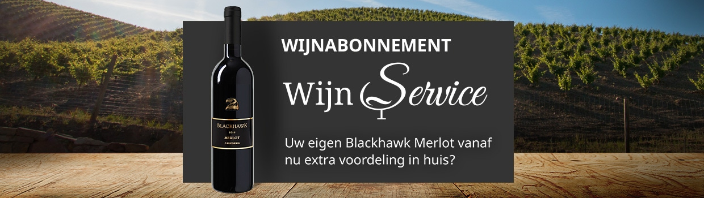 Blackhawk Merlot Service