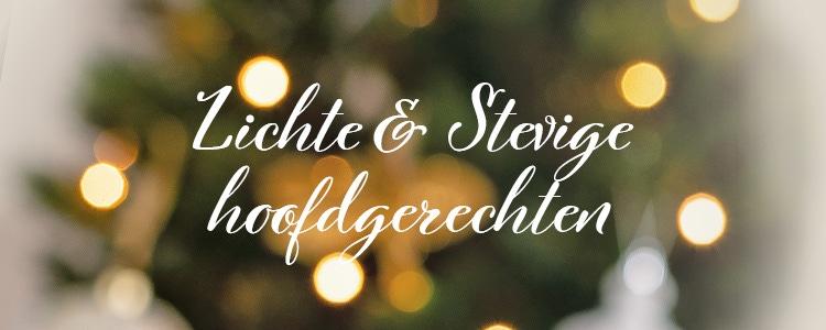 Kerstwijnen - Lichte & Stevige hoofdgerechten