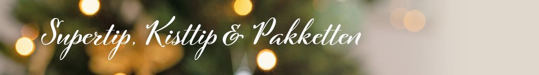 Kerst tips & Kerstpakketten