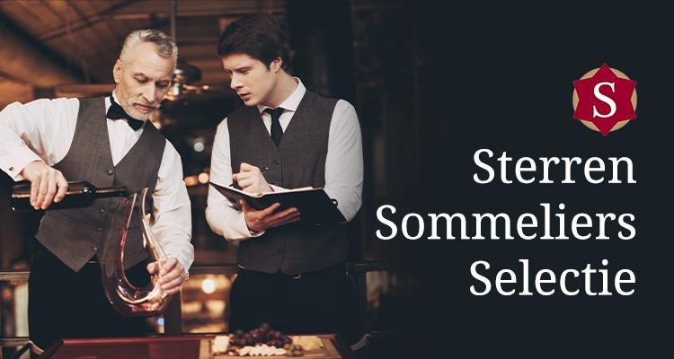 Header Sterren Sommeliers Selectie