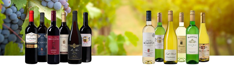 Wijnbeurs Proefpakketten