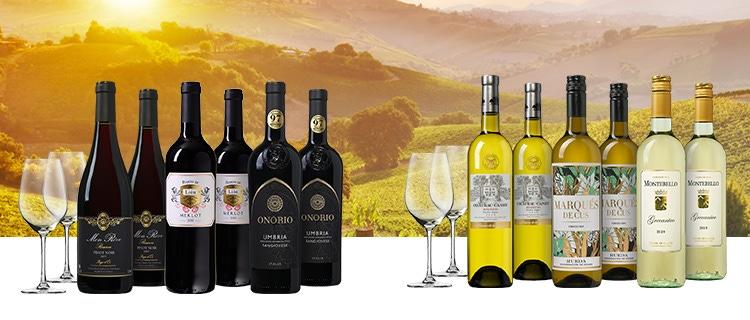 Wijnbeurs Culinaire Pakketten
