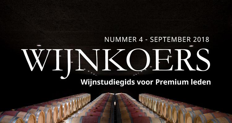 Wijnkoers september 4