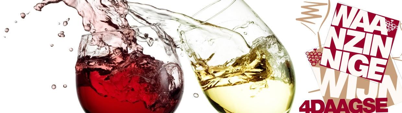 Waanzinnige Wijnvierdaagse