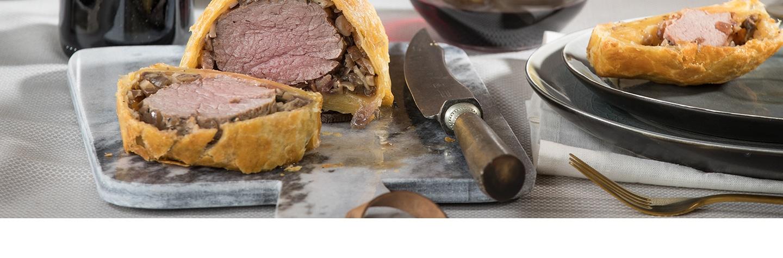 Recept beef wellington