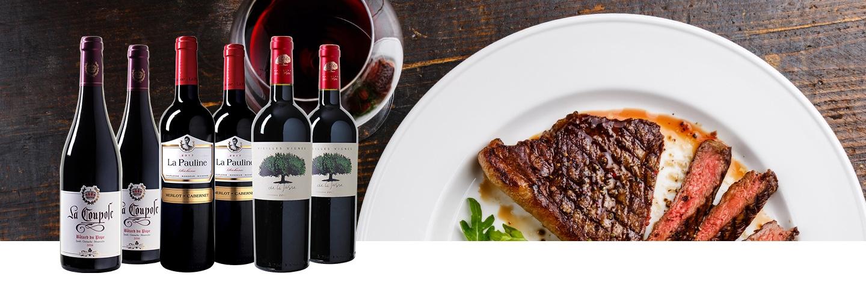 Top 3 Frans Wijnpakket nu met Kelnersmes